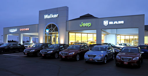 Walker Chrysler Dodge Jeep Ram | Centerville, OH